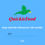 QuickieFood - Android